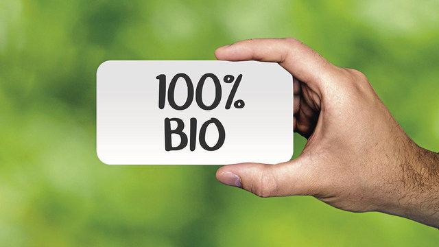 Nicht alles, was als Bio angeboten wird, ist auch bio. (Quelle: Fotolia / faye93)
