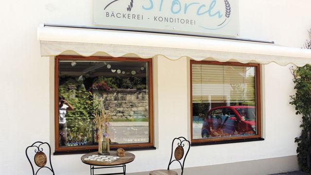 Die Geschwister Gisela und Johannes Schilcher betreiben die kleine Bäckerei in einem bayerischen Dorf seit Herbst vergangenen Jahres. (Quelle: Filzek-Schwab)