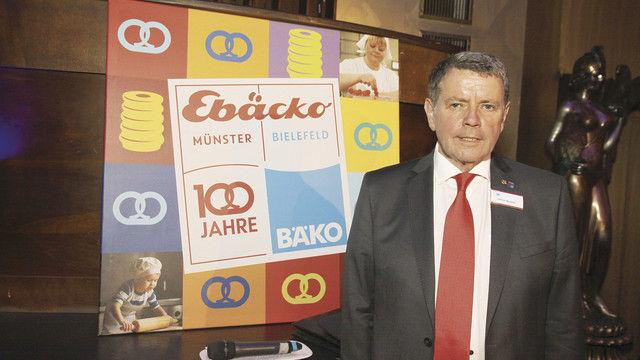 Ulrich Bücker legte den Geschäftsbericht im Jubiläumsjahr vor. (Quelle: Heck)