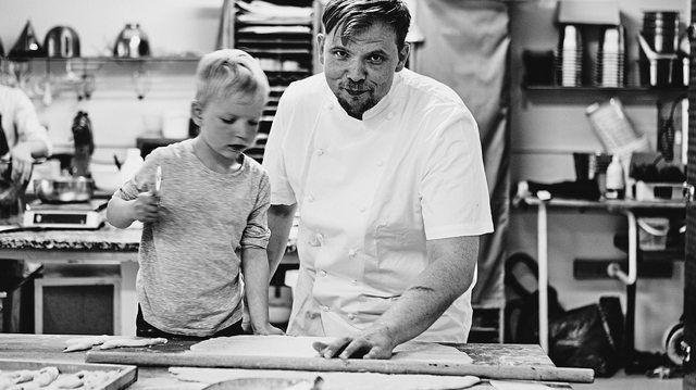 Bäcker und Konditor Ásgeir Sandholt führt die Sandholt Bakery im Herzen von  Islands Hauptstadt Reykjavik. (Quelle: iba)