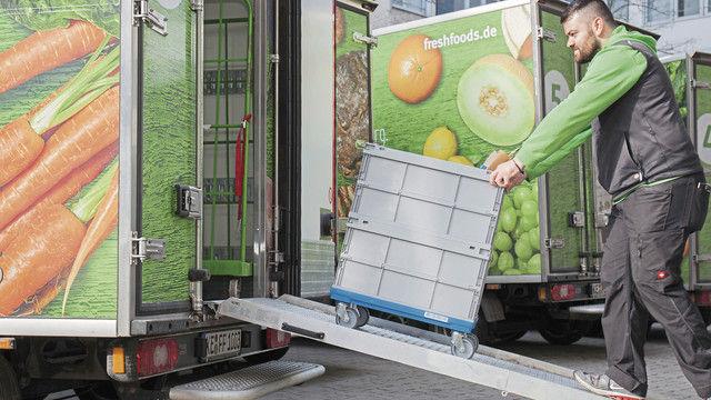 Effizienter transportieren (Quelle: SYSTEM)