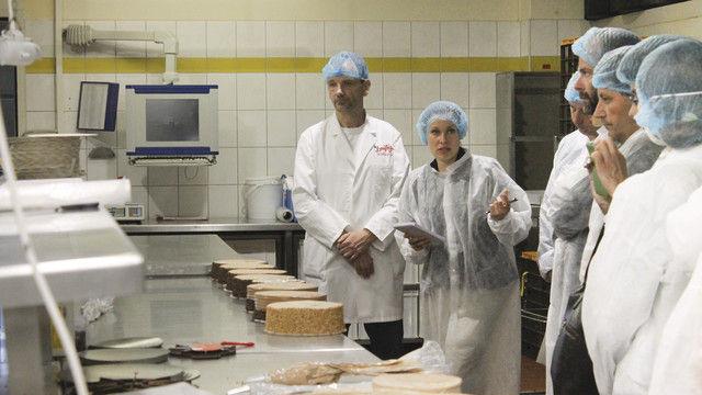 """""""Kontrolltag"""" in der Bäckerei Dreißig. (Quelle: privat)"""