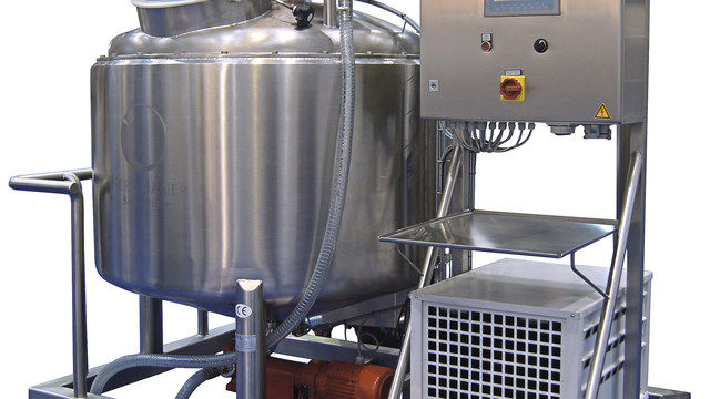 Fermentation für 650 Liter (Quelle: SYSTEM)