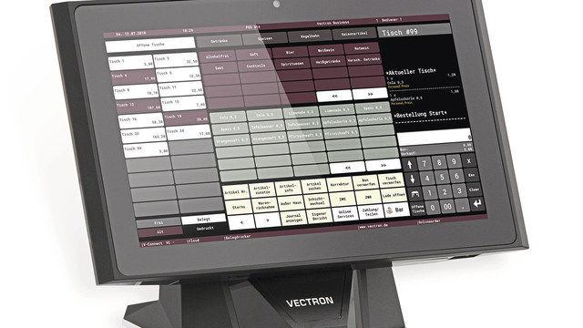 Touchscreen ohne Scrollen (Quelle: Karl Dreyer)
