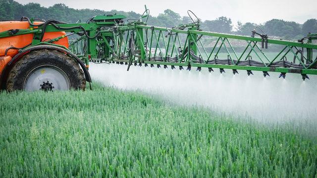 In der Unkrautbekämpfung auf dem Feld ist Glyphosat ein kritisches Thema. (Quelle: Fotolia/Countrypixel)