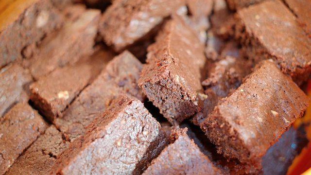 Brownies der Wiener Konditorei enthalten einen Wirkstoff aus der Hanfpflanze.  (Quelle: pixabay.com / Hans)