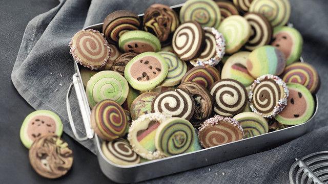 Schwung durch Swirl-Cookies (Quelle: Thomas Bach)
