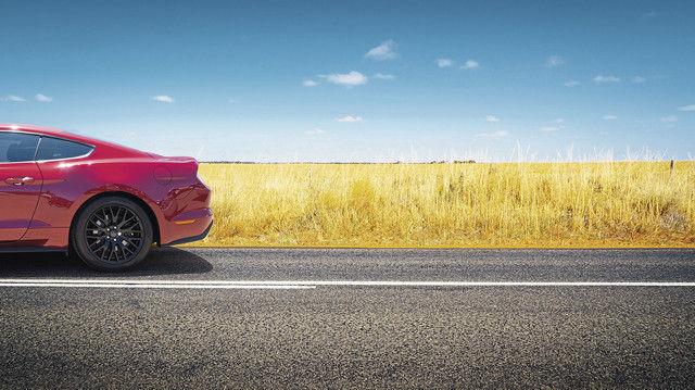 Firmenwagen für Bäcker? Eher nicht. (Quelle: Shutterstock/jamesteohart)