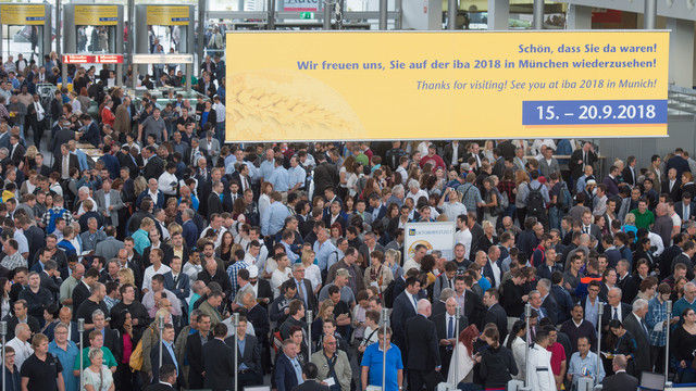 Am kommenden Samstag öffnet die Iba.  (Quelle: GHM/Thomas Plettenberg)