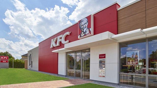 Einer von rund 170 Standorten in Deutschland – Kentucky Fried Chicken in Bielefeld.   (Quelle: Unternehmen)
