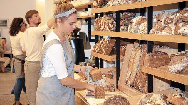 Joseph Brot hat im 7. Bezirk in Wien eine Filiale eröffnet, auch dort wird unter anderem Brot verkauft. (Quelle: Archiv/ Stumpf)