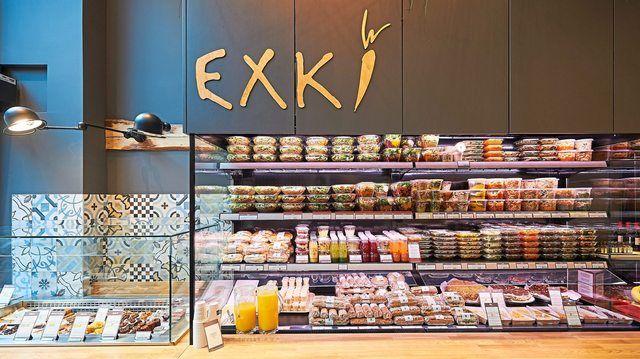 Exki setzt auf Edelsnacks (Quelle: Exki)