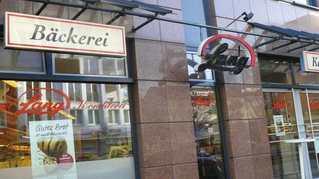 Die Tür bleibt zu: Mangels Masse wurden Filialen und Produktionsbetrieb der Bäckerei geschlossen. (Quelle: Archiv Wolf)