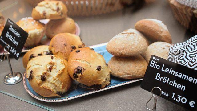 Bei Isabella gehen auch glutenfreie Brötchen gut.  (Quelle: Archiv)