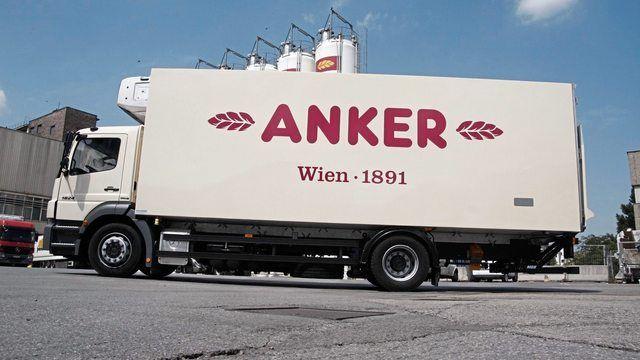 Ankerbrot beliefert in Österreich den Handel und rund eigene 110 Filialen. (Quelle: Unternehmen)