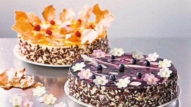 Bei einem gesunden Lebensstil führt maßvolle Freude an Süßem nicht zu Übergewicht. (Quelle: Archiv)