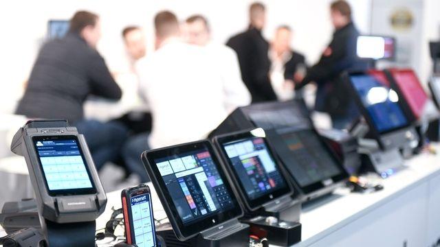 Die Internorga 2019 will Digitales für Gastro-Konzepte vorstellen.  (Quelle: Hamburg Messe/Katrin Neuhauser)