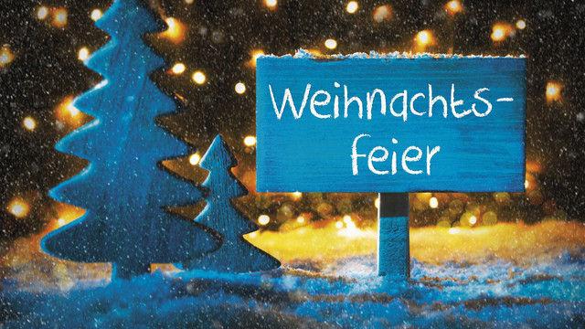 Mitarbeiter zahlen für die Ausrichtung der Weihnachtsfeier mit. (Quelle: Shutterstock/Nelosa)