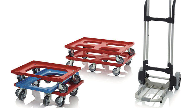 Transport mit Stabilität (Quelle: SYSTEM)