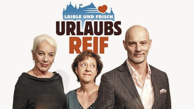 Treten in Jagsthausen auf: Ulrike Barthruff, Monika Hirschle, Simon Licht. (Quelle: Schauspielbühnen in Stuttgart / Sabine Haymann)