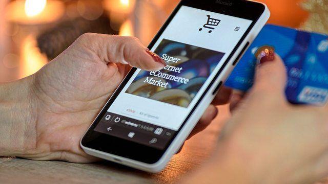 Online bestellen nimmt zu - auch im Lebensmittelsektor. (Quelle: Pixabay.com/PhotoMX-Company)