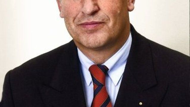 ZV-Präsident Peter Becker.