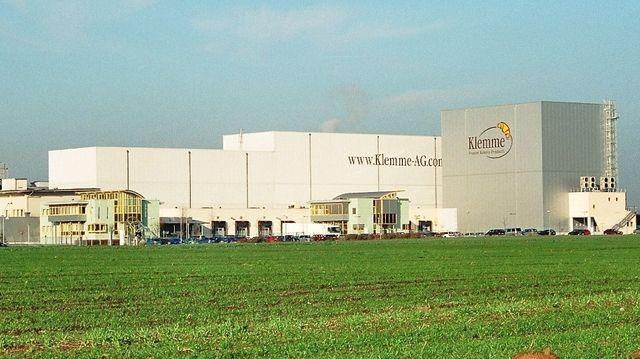 Auch Klemme gehört zum weltweit tätigen Aryzta-Konzern.  (Quelle: Archiv)