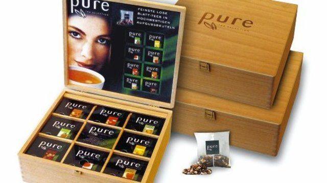 """""""pure""""-Trendprodukte für das Premiumsegment."""