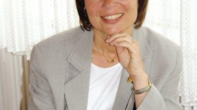 Verbands-Geschäftsführererin Ute Sagebiel-Hannich.
