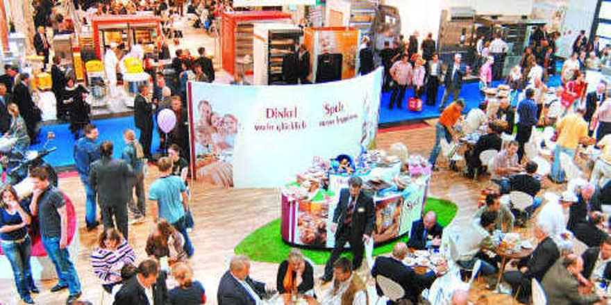 Die iba 2009 in Düsseldorf ist für interessante Innovationen der ultimative Marktplatz.
