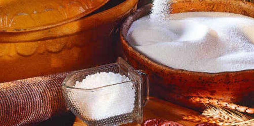 """Mit Isomalt hergestellte Backwaren können bei entsprechender Rezeptur als """"kalorienreduziert"""" ausgelobt werden."""
