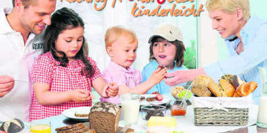 """""""Richtig frühstücken"""" will gelernt sein: Besondere Zielgruppe der Aktion sind die Kids."""