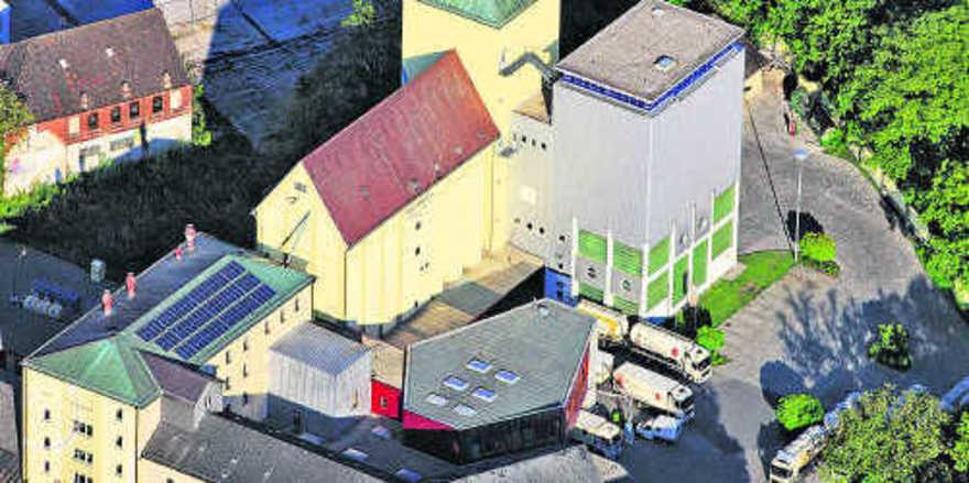 Die im bundesweiten Vergleich größte Anzahl der Mühlen ist in Süddeutschland, wozu auch die Landshuter Meyermühle (Bild) gehört.
