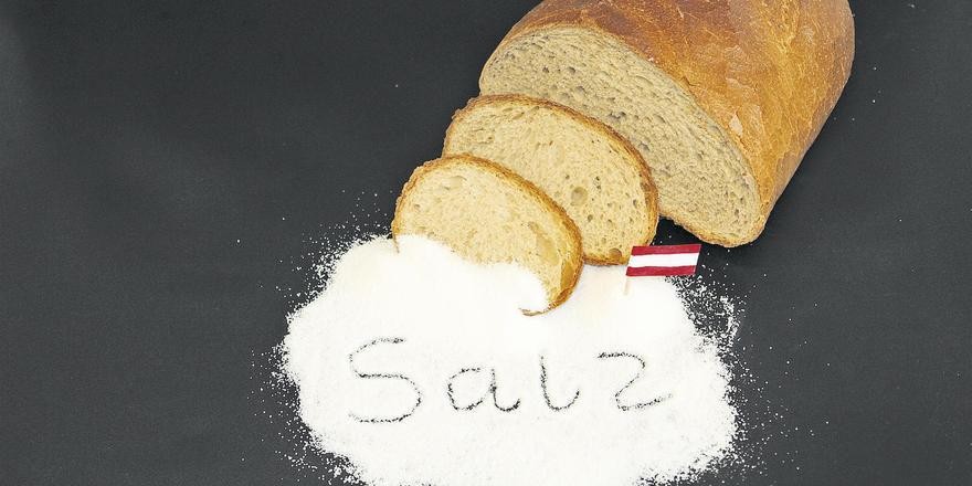 In Österreich haben Bäcker vereinbart, weniger Salz zu verwenden. 2011 soll das amtlich werden.