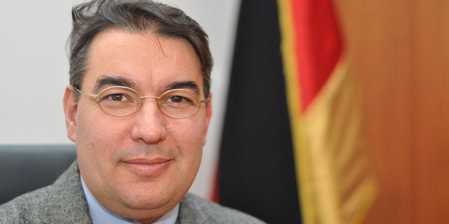 Seit Anfang 2010 Hauptgeschäftsführer des Zentralverbands: Amin Werner.