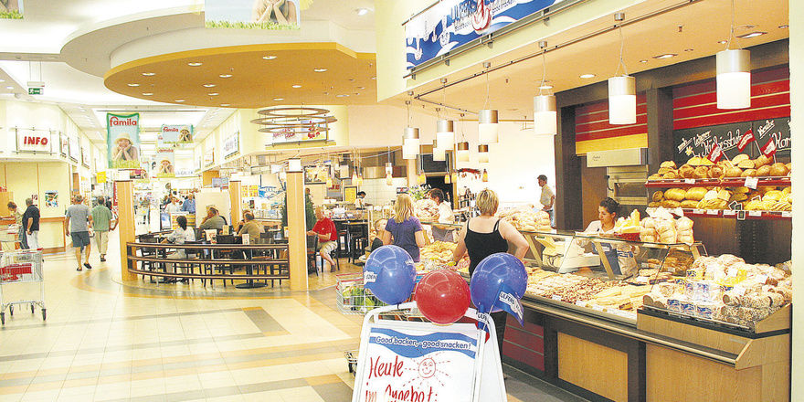 Der Bäckereistandort im Vorkassenbereich muss im Laufweg der Kunden liegen, sonst steht man auf verlorenem Posten.
