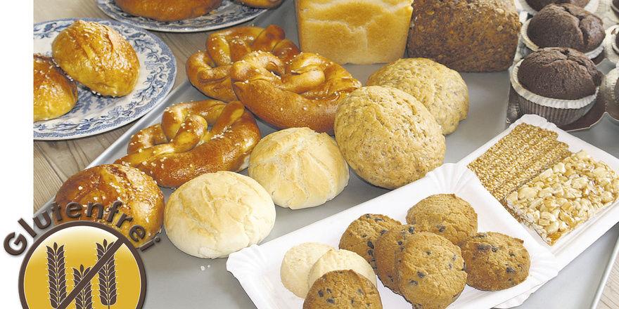 Glutenfreie Backwaren: Bei Herstellung und Verkauf ist die absolute Trennung von konventionellen und glutenfreien Produkten Grundvoraussetzung.