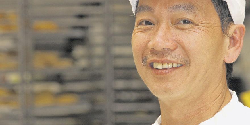 Floh als 15-Jähriger aus Vietnam und wurde in Deutschland Bäcker: Dang Ngoc Quyen.