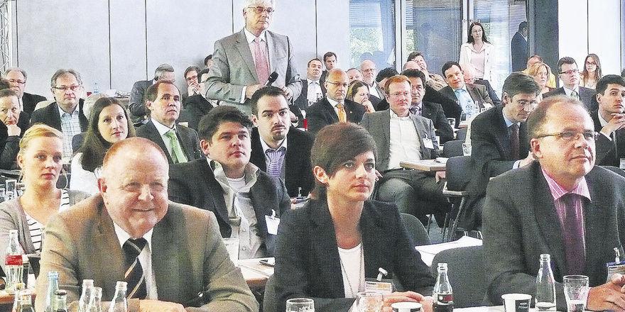 Blick in die Zukunft: Auf dem Backkongress wurden neue Trends und Marktchancen vorgestellt.