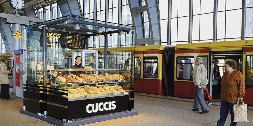 Klein, aber oho: Solche Snackbars gibt es bald an 25 Standorten.