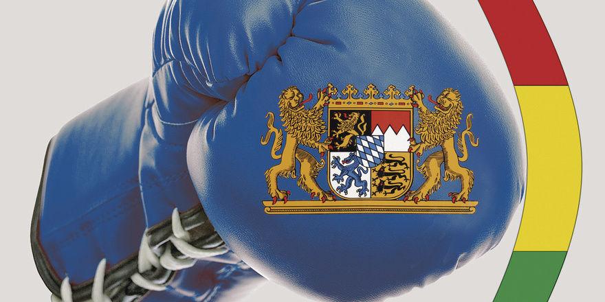 Schlagkräftiges Argument: In Bayern sind Wirtschafts- und Verbraucherschutzminister gegen die Einführung des Farbbalkens.