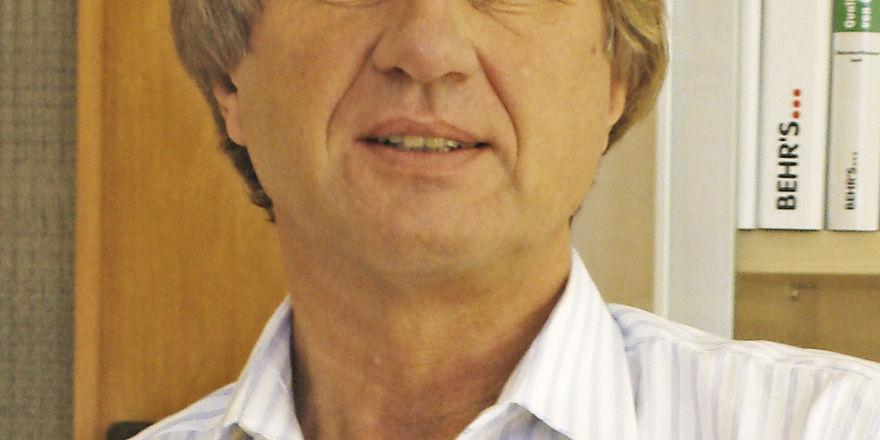 Sieht gute Chancen für Bäcker: Professor Ulrich Hamm.