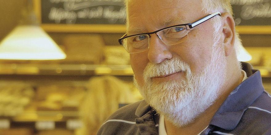 Traditionalist, der optimistisch nach vorne schaut: Bäcker- und Konditormeister Klaus Borchers liebt und lebt seinen Beruf.
