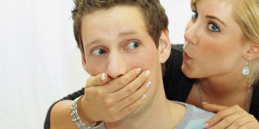 Angst ist ein schlechter Ratgeber: Das Schweigen der Beteiligten ändert nichts an der Misere.