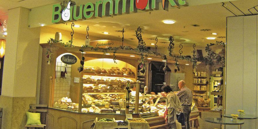 Bauernladen im schicken städtischen Einkaufszentrum – das ist angesagt! Hauptsache, die Produkte kommen aus der Region. Der Preis ist dann fast sekundär.