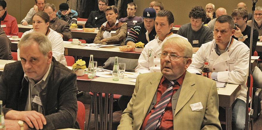 Auf dem Bäckerkongress standen mit der Entwicklung am Rohstoffmarkt und Tipps zur Betriebsführung wieder interessante Themen auf dem Programm.