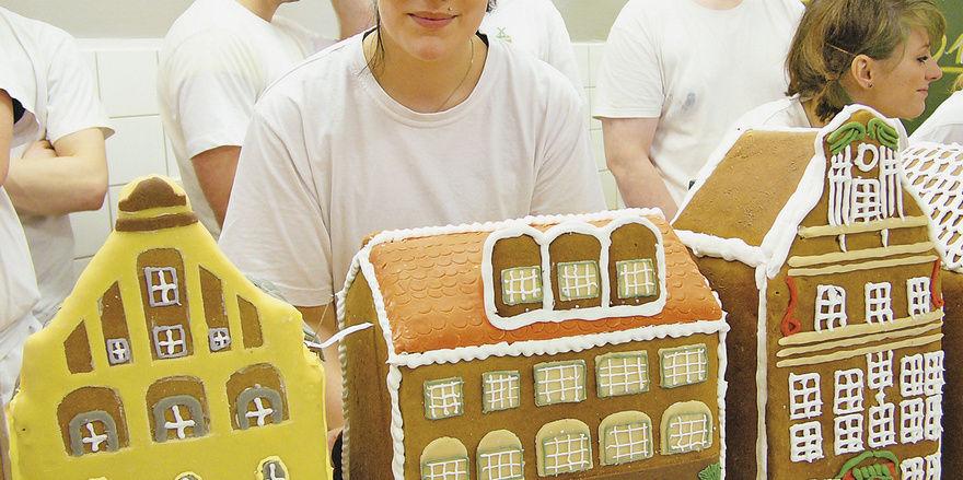 Das Haus ohne Giebel war schwieriger herzustellen, als Katrin Anastasia Kohlmeier es erwartet hatte.