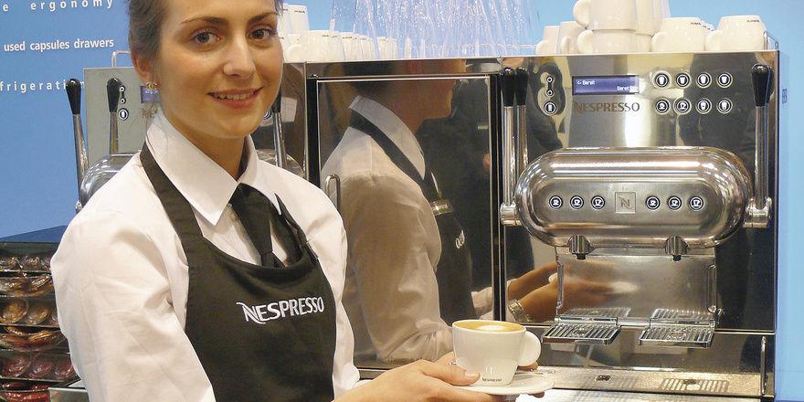 Gute Kaffeequalität und einfache Bedienung – moderne Vollautomaten werden beiden Anforderungen gerecht.