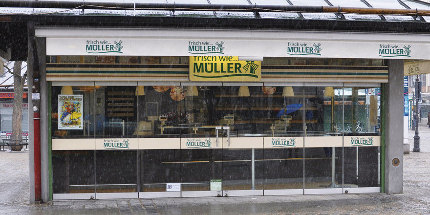 Steht weiter im Regen: Kein Ende der Krise bei Müller-Brot.
