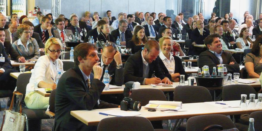 Auch beim Deutschen Backkongress 2012 in Wiesbaden ist mit einem vollen Haus zu rechnen.